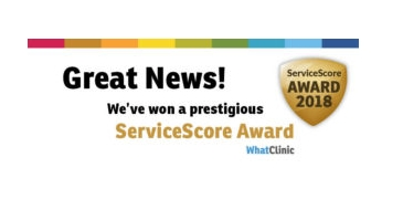 What Clinic Service Award 2018