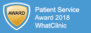 WhatClinic Award for Patient Service